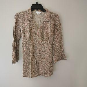 2/$20 motherhood maternity 3/4 sleeve blouse